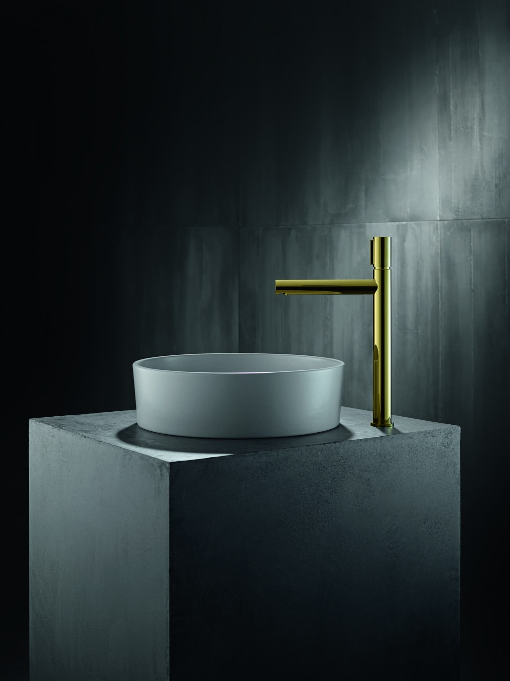 AXOR Uno Single lever basin mixer 260 zero handle without pull-rod_00256